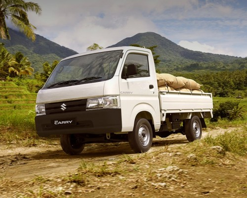 Suzuki New Carry Luxury
